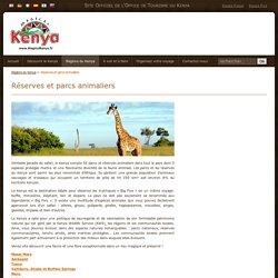Réserves et parcs animaliers