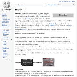 MagicGate