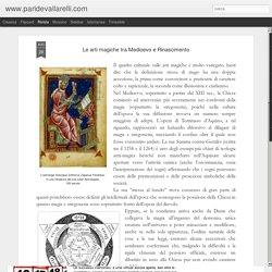 www.paridevallarelli.com: Le arti magiche tra Medioevo e Rinascimento