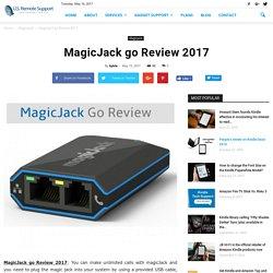 MagicJack go Review 2017