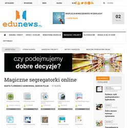 Magiczne segregatorki online