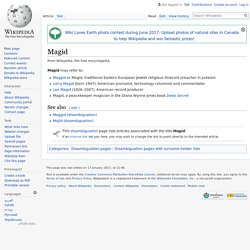 Magid - Wikipedia