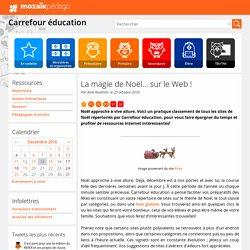 Activités sur le thème de Noël (Carrefour éducation, Québec)