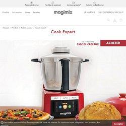 Cook Expert Magimix, Robot Cuiseur Multifonction, Site Officiel