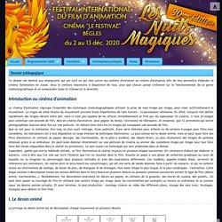 Les Nuits Magiques - Dossier pédagogique