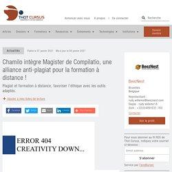 Chamilo intègre Magister de Compilatio, une alliance anti-plagiat pour la formation à distance !