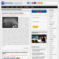 Educación Primaria Archivos - Blog de Derrama Magisterial para el magisterio