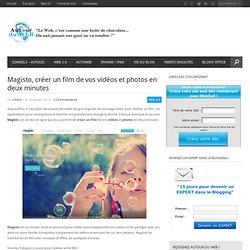 Magisto, créer un film de vos vidéos et photos en deux minutes