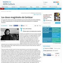 Las clases magistrales de Cortázar - 26.07.2013 - lanacion.com
