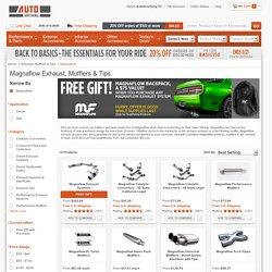 Magnaflow Exhaust, Mufflers & Tips - #1 Best Price