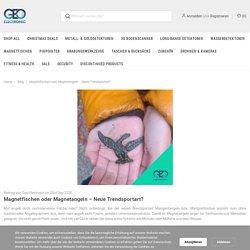 Magnetfischen oder Magnetangeln – Neue Trendsportart? - Geo-Electronic GmbH
