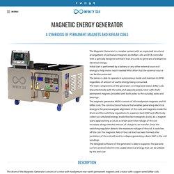 Magnetic generator – Infinity SAV