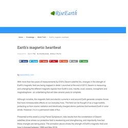 Earth's magnetic heartbeat - RiseEarth