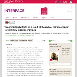 Magnetic field effects as a result of the radical pair mechanism are unlikely in redox enzymes