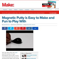 Make: DIY Projects, How-Tos, Electronics, Crafts and Ideas for Makers