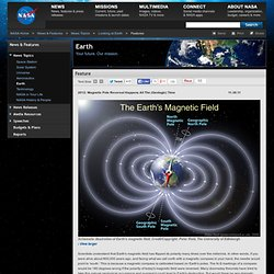 2012: Magnetic Pole Reversal Happens All The (Geologic) Time