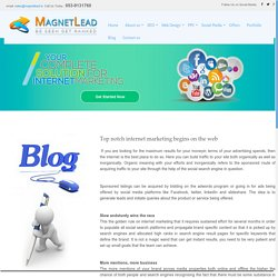 Magnetlead.ie - Blog