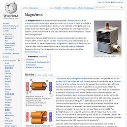 Magnétron