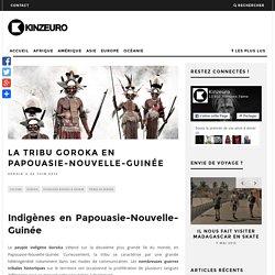 Magnifique ! Photographies de la tribu Goroka en Papouasie-Nouvelle-Guinée avec des portraits d'indigènes