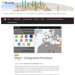 Magrit – Cartographie thématique