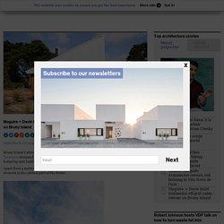 Maguire + Devin build minimalist off-grid cabin retreat on Bruny Island