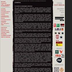 [www.magyarforradalom1956.hu] - 1956 - Forradalom és szabadságharc / Előzmények