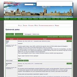 Magyarok Londonban. London-Budapest Forums-viewtopic-Építőmérnök, építész