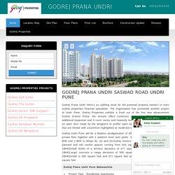 Godrej Prana Undri Pune Maharashtra