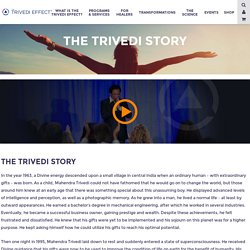 Mahendra Kumar Trivedi : Creator of the Trivedi Effect