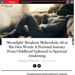 Mahershala Ali, 'Moonlight' Breakout, on 'Melancholy' Childhood & Beyond