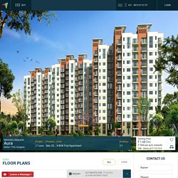 Mahindra Lifespaces Aura Sector 110 A Gurgaon Price List
