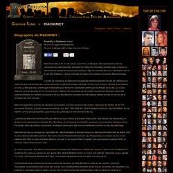 MAHOMET : Biographie de MAHOMET