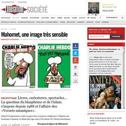 Mahomet, une image très sensible