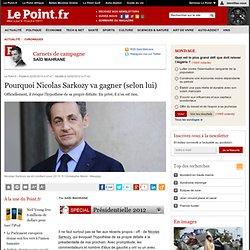 Saïd Mahrane - Pourquoi Nicolas Sarkozy va gagner (selon lui)
