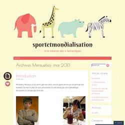 sportetmondialisation