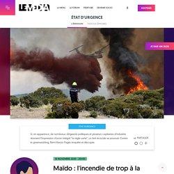 16 nov. 2020 Maïdo : l'incendie de trop à la Réunion
