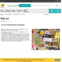 Article - Mail-art - Musée de La poste
