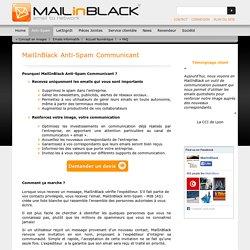 MailInBlack Anti-Spam Communicant