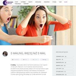 E-mailing, E-mail Marketing