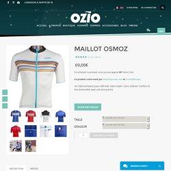 MAILLOT OSMOZ - Boutique Ozio