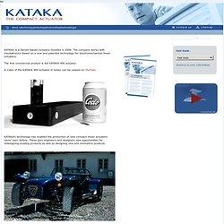 main - KATAKA ®