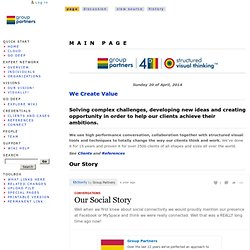 Main Page - The Encyclopaedia of Structured Visual Thinking - GP
