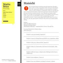 Alternate Ending » Mainichi