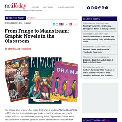 From Fringe to Mainstream: Graphic Novels in the Classroom