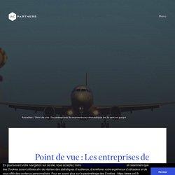 La maintenance aéronautique : un secteur ou le meilleur reste à venir !