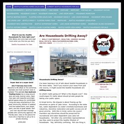 Seattle Houseboats & Floating Homes