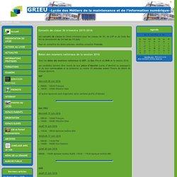 GRIEU -Lycée des Métiers de la maintenance et de l'information numérique-