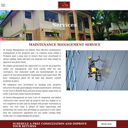 Maintenance Management consultant Kenya, Maintenance Management consultant services Kenya