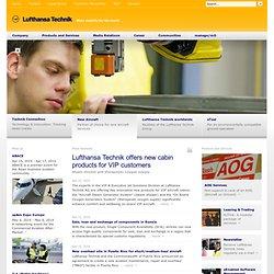 Photos - Lufthansa Technik AG