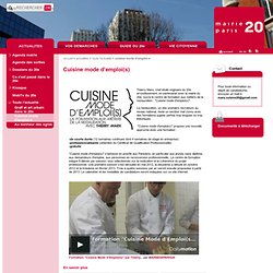 Recettes pearltrees for Cuisine mode d emploi